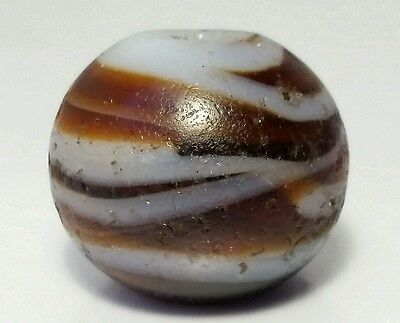 17.4mm ANCIENT RARE GLASS BEAD
