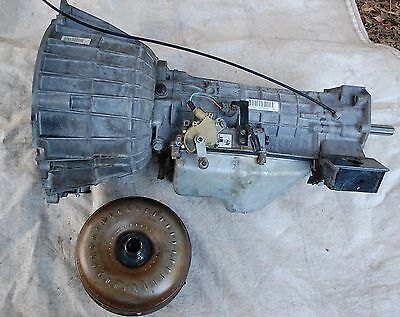 Land Rover Discovery 2 - TD5 Auto Transmission with Torque Converter - 4HP22