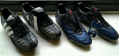 Adidas Rugby/football, Lot De 2 Paires De Crampons, Taille 42 Neuf