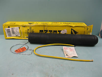 """6"""" Cherne 271-063 Long Test-Ball Pneumatic Pipe Plug NEW P24 (1878)"""