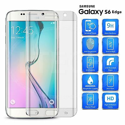 Full Curved 3D PET Screen Protector For Samsung Galaxy S6 EDGE