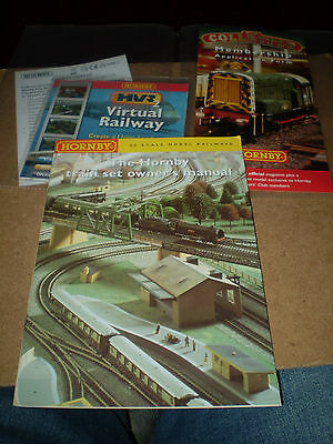 Hornby Model Railways Toy Catalogue 2006 Owners Manual Mint For Age
