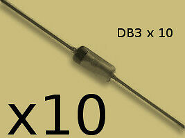 DB3 Diac - Pack of ten NOS