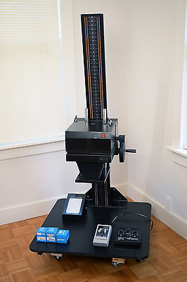 Zone VI 4x5 enlarger - cold light head, 3 lenses, negative carriers, and more!