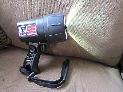 Underwater Kinetics C4 LED Dive Light / Torch Used Once Amazing Condition