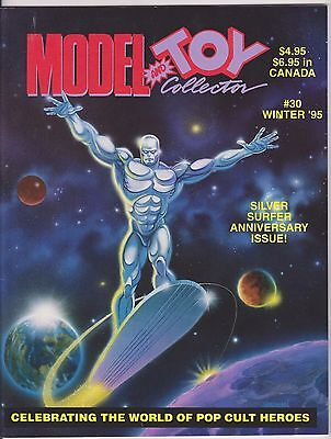 Model and Toy Collector #30 - Silver Surfer Issue, Near Mint Condition.