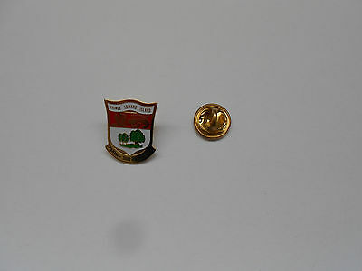Province of PEI Coat of Arms pin
