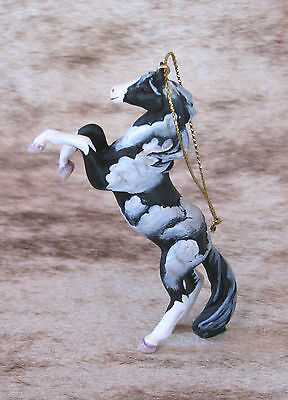 """TRAIL OF PAINTED PONIES Cloud Hunter 2016 Ornament~3.5"""" Tall~Tribute to APHA~"""