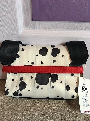 Harvey's Disney 101 Dalmatians Puppy Foldover NWT SOLD OUT