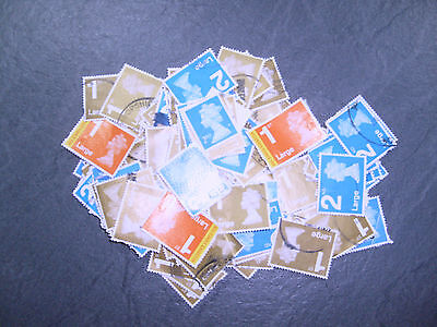 STAMPS. 1st & 2nd CLASS LARGE.12  grams