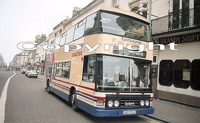 Bus Negative/copyright - Eastbourne Transport Leyland Olympian B101Phc