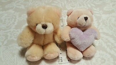Forever Friends Teddy Bears with Heart