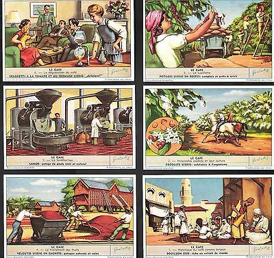 1960,liebig Cards,*the Story Of Coffee*,s1727