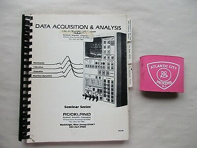 Rockland Wavetek 5810A Analyzer Data Aquisition & Analysis Manual