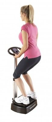 Reviber Vibration Plate, trainer device with Stand swivel