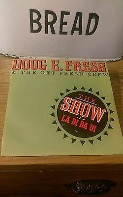 "Doug E. Fresh and the Get Fresh Crew - The Show 7""  Cool 116"