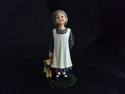 2004 Boyds Dollstone Hannah....simple Ways- New W/box- B.i.n.