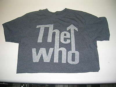 The Who Vintage Style.Mens  T-Shirt  Small