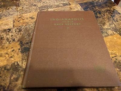 Indianapolis 500 Mile Race History -  Hardback - 1916 Thru 1941 By Floyd Clymer