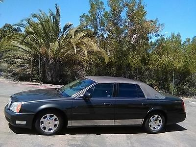 2001 Cadillac DTS  2001,Cadillac,Luxury,power options,V8,smooth ride,detail,clean smell,low,SMOGed.