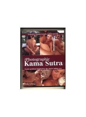 The Photographic Kama Sutra by Linda Sonntag Book The Cheap Fast Free Post