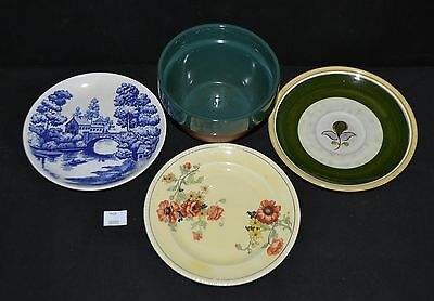 ThriftCHI ~ Sebring Pottery Co Poppy Dish Nasco Lakeview Japan & Stangl Plates +