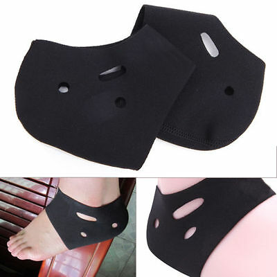 New 2 Pcs Plantar Fasciitis Foot Arch Pain Heel Protector Breathable Air Support