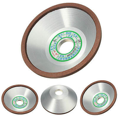 100mm Diamond Grinding Cup Wheel 180 Grit Cutter for Metal Carbide Tool