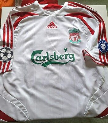 maillot liverpool Fc