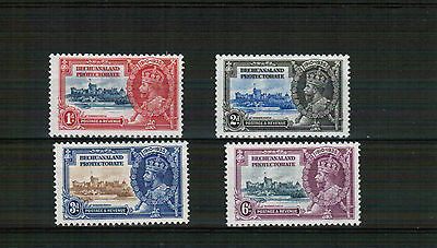 Bechuanaland Protect. 1935 Silver Jubilee set mounted mint