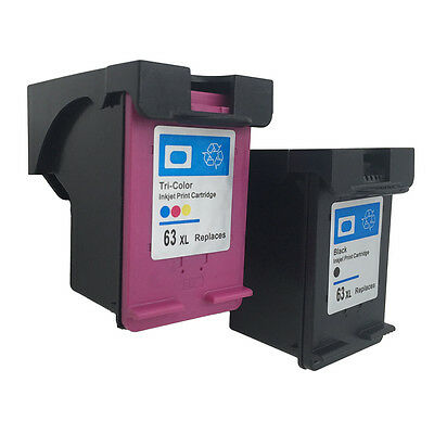 High quality Ink Cartridge for HP 63 XL for HP Officejet 2620 for ENVY 4500 X3