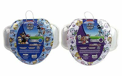 Kids Paw Patrol Soft Padded Toilet Seat Cover & Handle Children Toddler Training