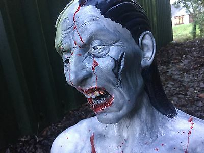 Zombie 3D Archery Target NEW! Splattered in Blood Missing Limbs Superb to Shoot!