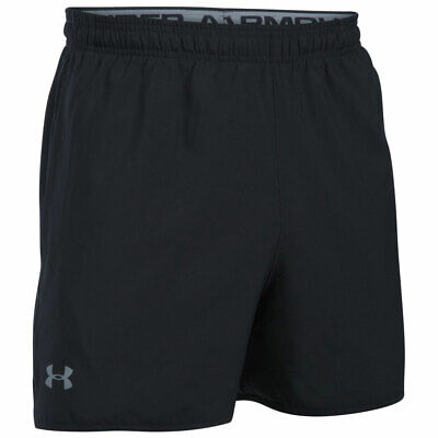 "Under Armour 2017 Mens UA Qualifier 5"" Running Sports Training Gym Woven Shorts"