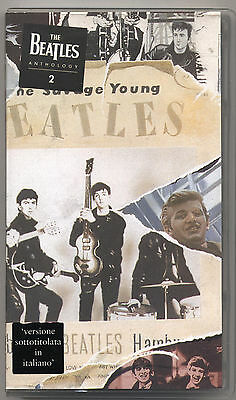 VHS - THE BEATLES - Anthology 2 - ITA 1996 - USATA