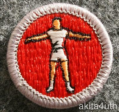 BSA Personal Fitness Merit Badge - Type H - Boy Scout