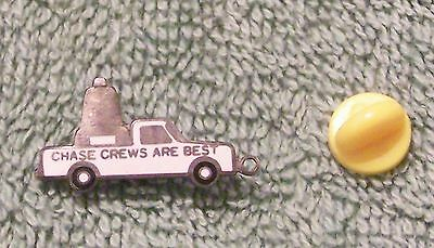 Chase Crews Are Best Balloon Pin