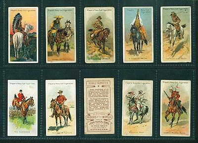 10 x RIDERS OF THE WORLD – PLAYERS – 1905