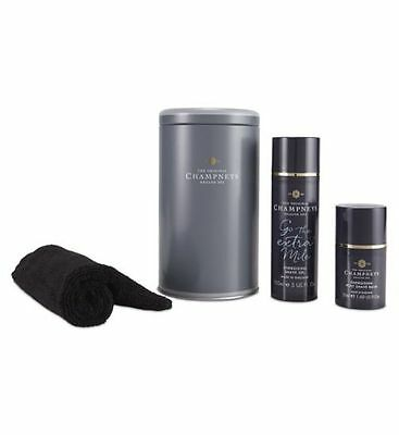 Champneys Facial Grooming Set In Tin Father`s Day Gift Set