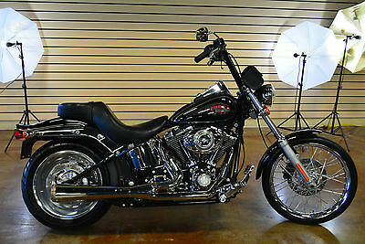 2008 Harley-Davidson Softail  2008 Harley Davidson Softail Custom FXSTC Ready to Ride Now Clean Title