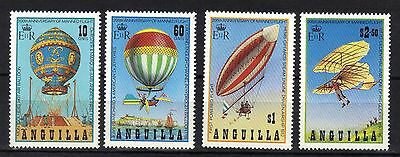 Anguilla.manned Flight 1983 Mnh