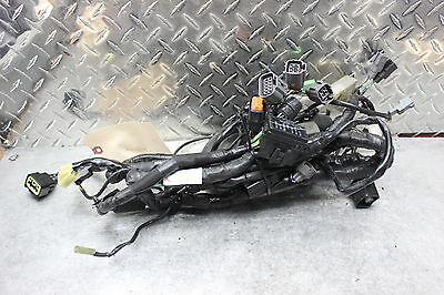 07 08 kawasaki ninja zx6r main engine wiring harness loom • 35 94 13 16 kawasaki ninja 300 main engine wiring harness loom