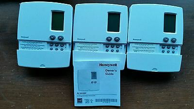honeywell rlv4300 thermostat for baseboard programmable