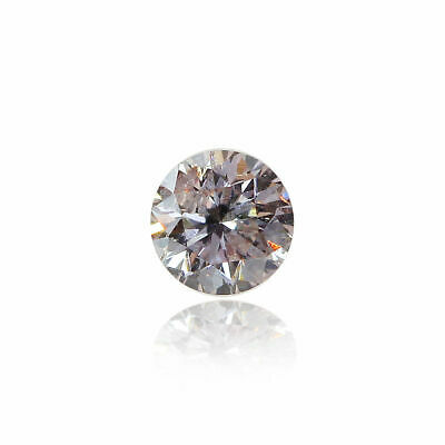 Pink Natural Diamond 0.005 Ct 1 mm Round Brilliant Cut Loose Pave Light Color