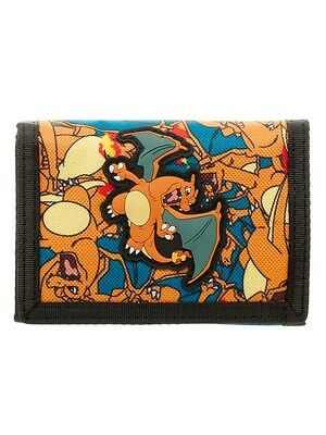 Pokemon Charizard Wallet