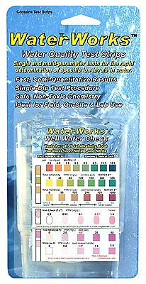 Industrial Test Systems 481302 WaterWorks Well Water Check