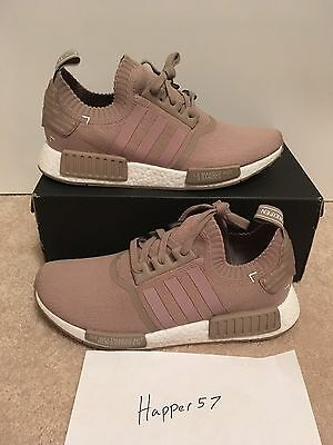 d9083fd25a7 2016 Adidas Nmd R1 Pk Primeknit Japan Boost Vapour Grey French Beige S81848  10