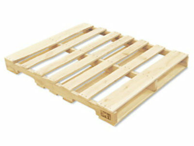 "100 - Heat Treated GMA Wood Pallet - 48 x 40"" - Free Shipping"