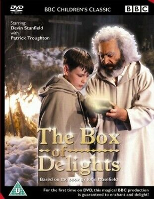 The Box of Delights [DVD] - DVD  GYVG The Cheap Fast Free Post