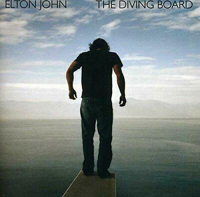 Elton John - The Diving Board - Elton John CD GOVG The Cheap Fast Free Post The